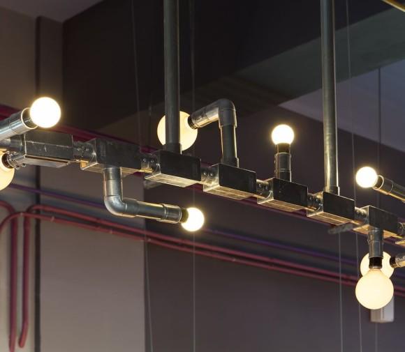 Circuito de Iluminações Elétrica